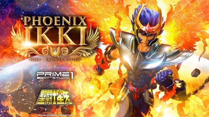 "Prime 1 Studio: Phoenix Ikki ""Final Bronze Cloth"""