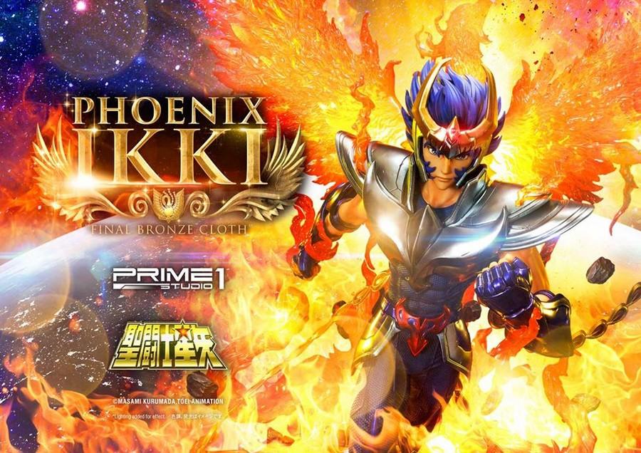 "Prime 1 Studio: Phoenix Ikki ""Final Bronze Cloth"""