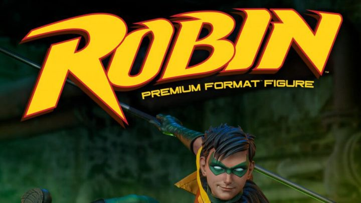 12 days of Sideshow: Robin Premium Format