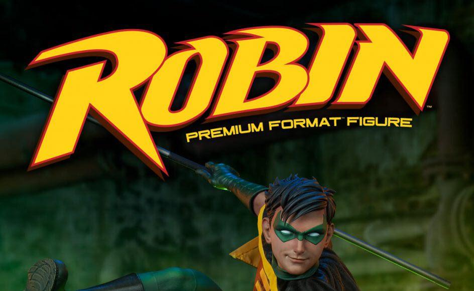12 days of Sideshow: Robin Premium Format