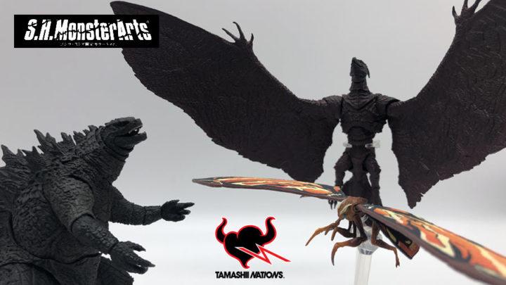 Mothra e Rodan S.H. MonsterArts – Recensione