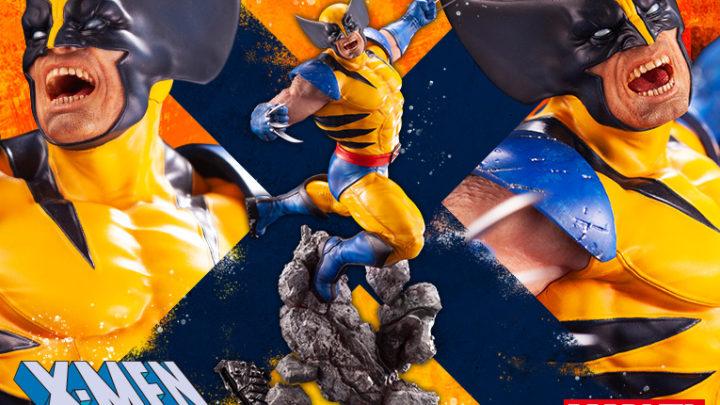 Kotobukiya: Wolverine X-Men Fine Art Statue