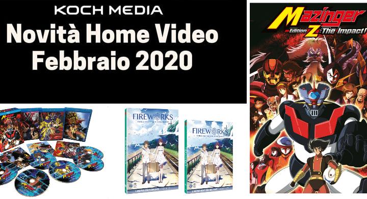 Anime Factory: Le novità Home Video di febbraio 2020