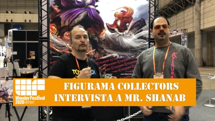 Intervista a Mr. Shanab (CEO di Figurama Collectors)