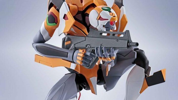 EVA-00/00 Kai The Robot Spirits di Tamashii Nations