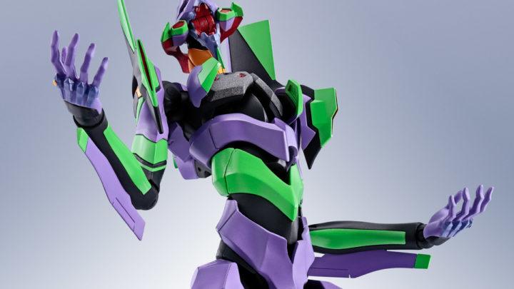 EVA-01 The Robot Spirits di Tamashii Nations