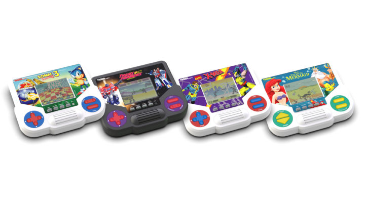 Tornano i Gig Tiger, i videogiochi portatili degli anni '80 e '90