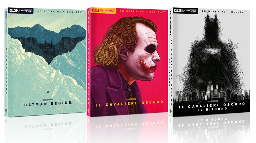 Il Cavaliere Oscuro – La Trilogia: arriva la speciale Art Edition disponibile in sole 1000 copie