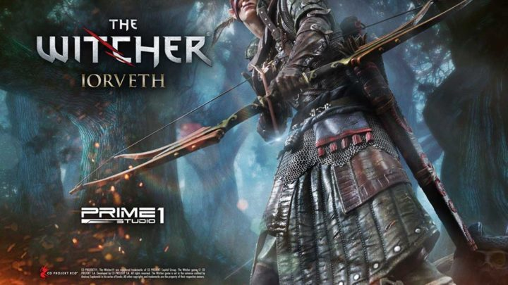 "Prime 1 Studio: Iorveth da ""The Witcher 2: Assassins of Kings"""