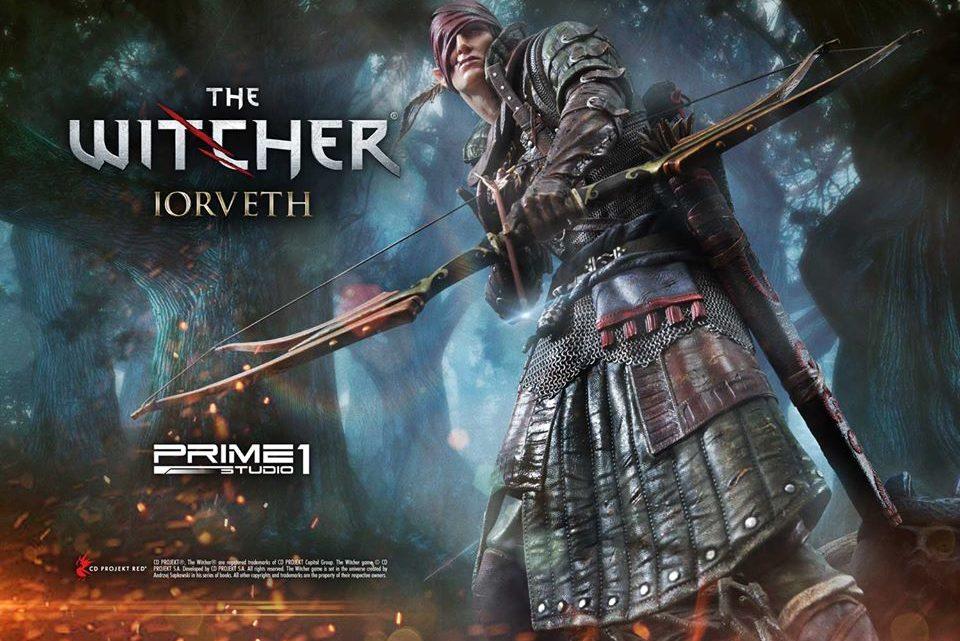 "Prime 1 Studio: Iorveth da ""The Witcher 2: Assassins of Kings"""