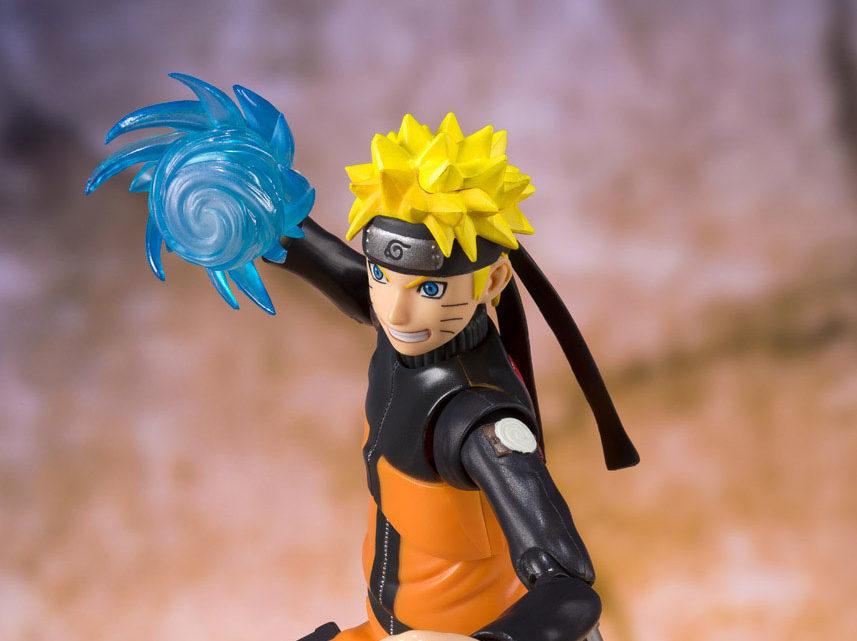 Naruto Uzumaki [BEST SELECTION] S.H.Figuarts di Tamashii Nations