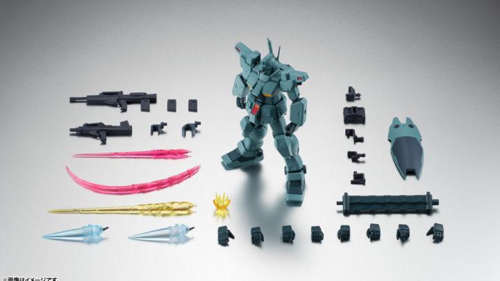 RGM-79N GM Custom ver. A.N.I.M.E. The Robot Spirits di Tamashii Nations