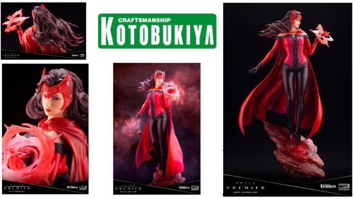 Kotobukiya: Scarlet Witch 1/10 ARTFX Premier