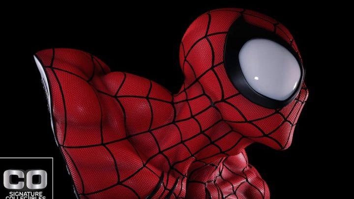 Spiderman – Happy Bust 01 dalla Co Signature