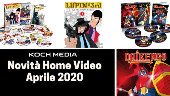 Anime Factory: Le novità Home Video di aprile 2020