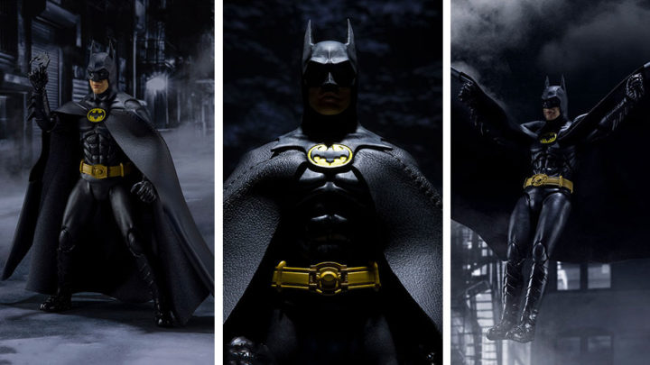 Batman -Batman (1989)- S.H.Figuarts di Tamashii Nations