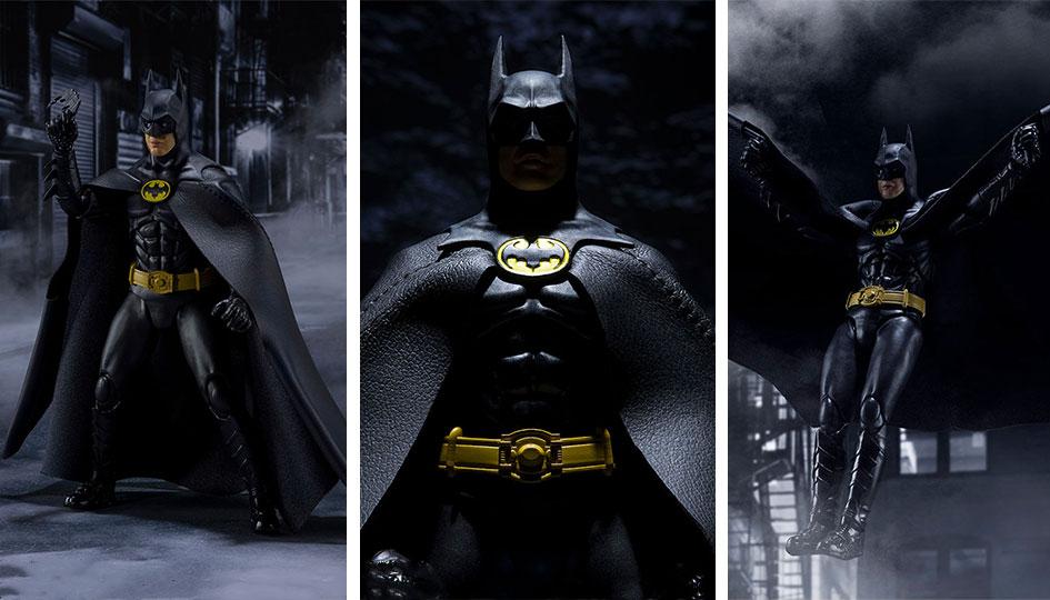 Batman -Batman (1989)- S.H.Figuarts di Tamashii Nations