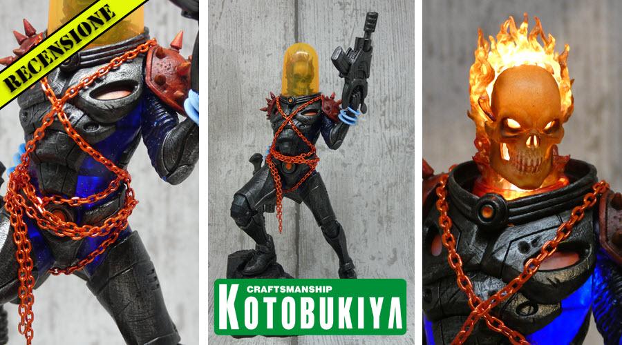 Recensione Cosmic Ghost Rider ARTFX Premiere