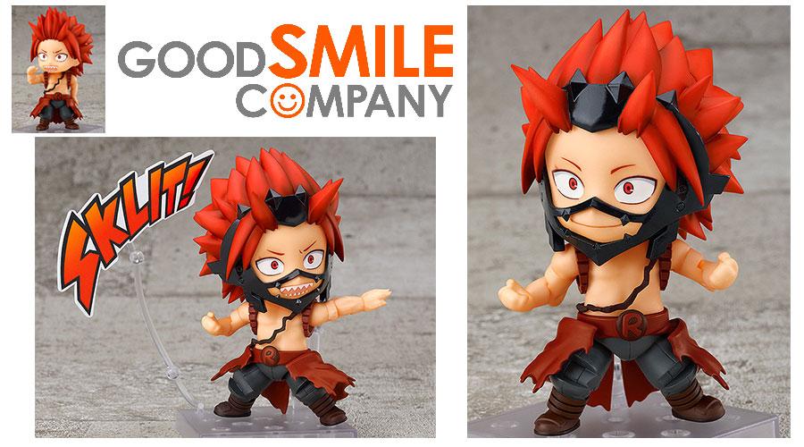 Good Smile Company: Nendoroid Eijiro Kirishima