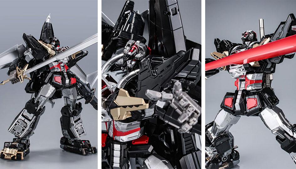 Final Dancouga Metamor-Force Bari-ation di Sentinel