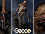 "Gecco: The Hillbilly 1/6 da ""Dead by Daylight"""