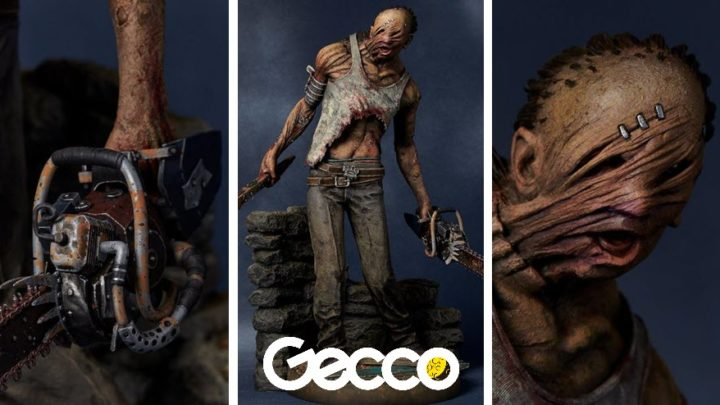 """Gecco: The Hillbilly 1/6 da """"Dead by Daylight"""""""