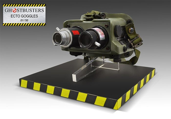 Hollywood Collectibles: Ecto Googles Prop Replica da Ghostbusters