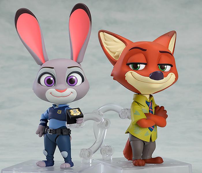 Judy Hopps e Nick Wilde