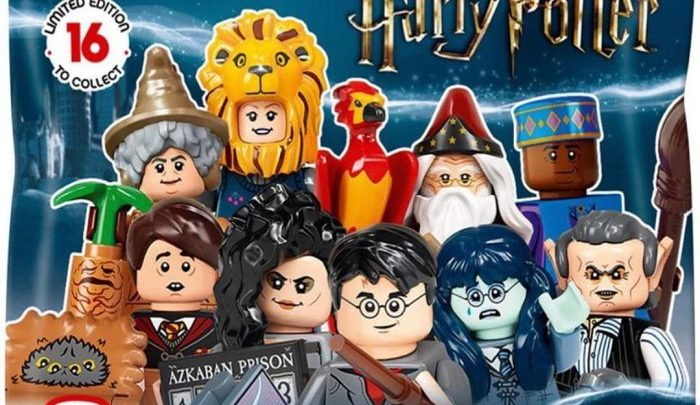 LEGO Harry Potter 71028 Minifigure Serie 2