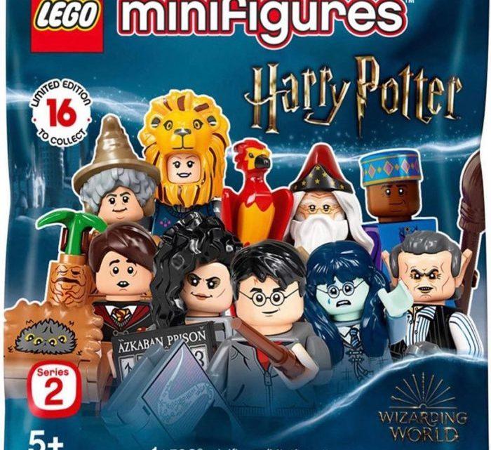 LEGO Harry Potter 71028 Minifigure Serie 2