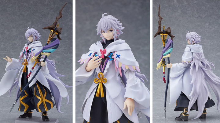 Merlin Figma da Fate/Grand Order di Max Factory