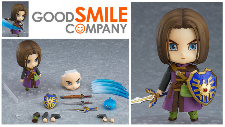 "Good Smile Company: Nendoroid The Luminary da ""Dragon Quest XI"""