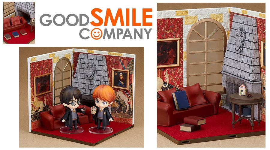 Good Smile Company: Nendoroid Playset #08 Gryffindor Common Room