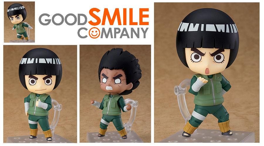 Good Smile Company: Nendoroid Rock Lee
