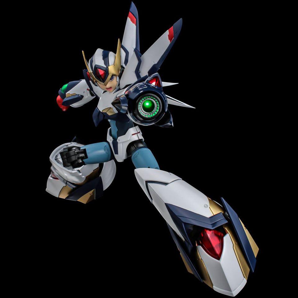 Rockman X Falcon Armor