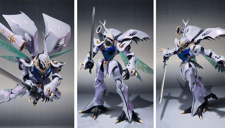 Sirbine (Pearl Finish Ver.) The Robot Spirits di Tamashii Nations