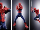 "Spider-Man S.H.Figuarts -""Spider-man"" Toei TV Series- di Tamashii Nations"