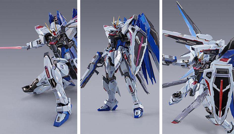 ZGMF-X10A Freedom Gundam CONCEPT 2 Metal Build di Tamashii Nations