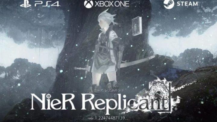 Nier Replicant è in fase di sviluppo per PS4, Xbox One e Pc