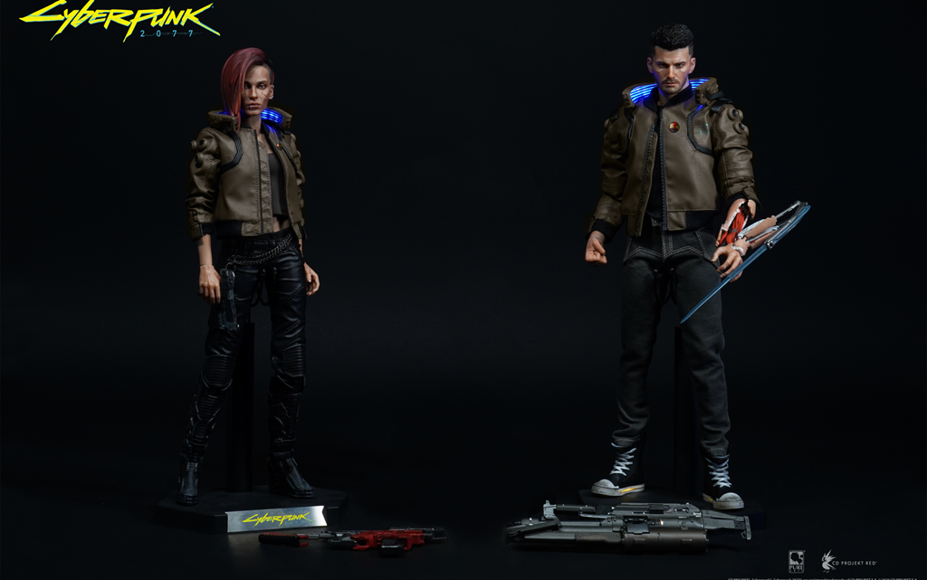Pure Arts: le action doll da Cyberpunk 2077