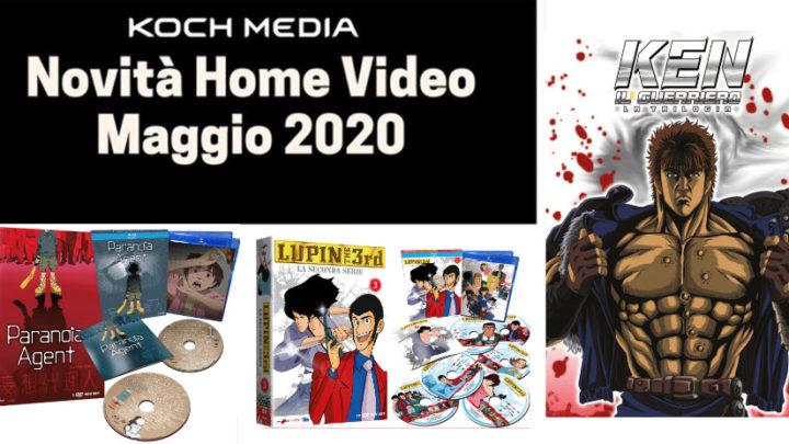 Anime Factory: Le novità Home Video di maggio 2020