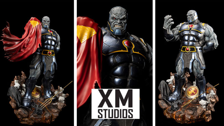 XM Studios: Darkseid – Rebirth 1/6 Premium Collectibles Statue