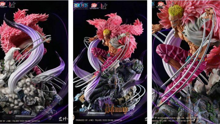 One Piece: Do Flamingo da Jimei Palace