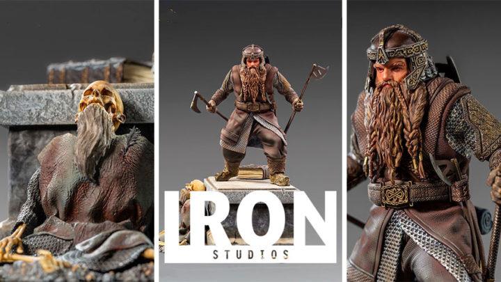 Iron Studios: Gimli Deluxe BDS Art Scale 1/10