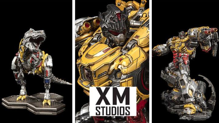 XM Studios: Grimlock 1/10 Premium Collectibles Statue