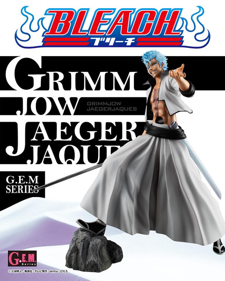 Grimmjow Jaegerjaques G.E.M.