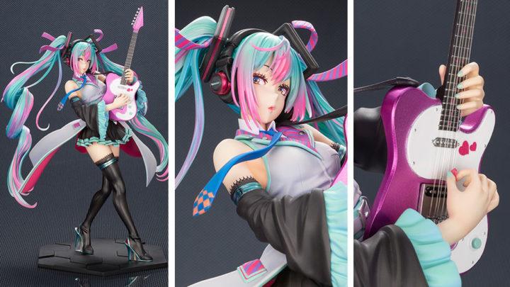 Hatsune Miku Vocaloid Bishoujo ReMIX Series di Kotobukiya