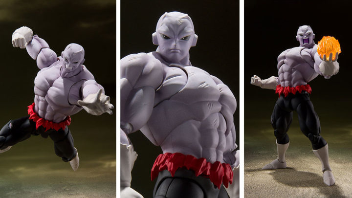 Jiren -Final Battle- S.H.Figuarts di Tamashii Nations