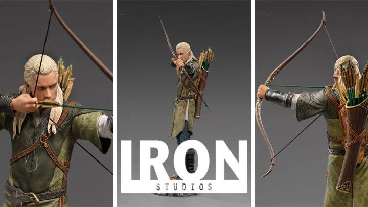 Iron Studios: Legolas BDS Art Scale 1/10