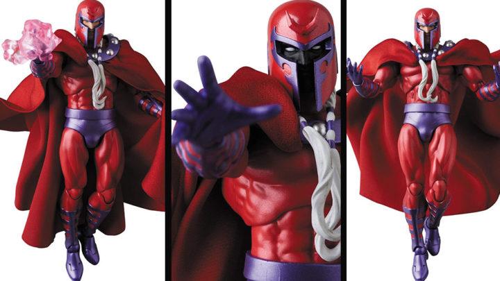 Magneto (Comic Ver.) Mafex di Medicom Toy